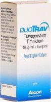 Immagine del prodotto Duotrav Augentropfen 2.5ml