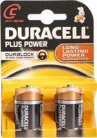 Image du produit Duracell Plus Power Batterie MN1400 C 1.5V 2 Stück