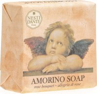 Nesti Dante Seife Amorino Soap Rose Bouquet 150g
