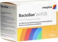 BactoSan Pro FOS sacchetti 20x 3g