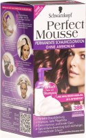 Perfect Mousse 388 Dunkles Rotbraun
