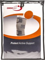 Omnimed Protect Active Support Knie-Bandage Universalgrösse