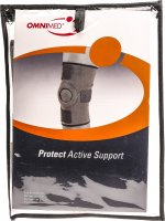 Omnimed Protect Active Support Knie-Bandage Offen Universalgrösse