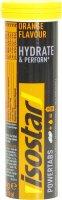Product picture of Isostar Power Tabs Brausetabletten Orange 10 Stück