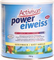 Activisan Power Eiweiss M L-carnitin Van Dose 750g