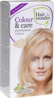 Produktbild von Henna Hairwonder Colour & Care 8 Hell Blond