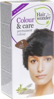 Henna Hairwonder Colour & Care 3 Dunkelbraun