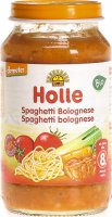 Product picture of Holle Spaghetti Bolognese from the 8th month Organic 220g