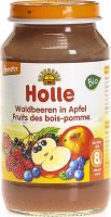Product picture of Holle Forest Berries in Apple from the 8th month Organic 220g
