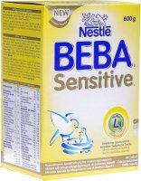 BEBA Sensitive Pulver 600g
