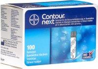Immagine del prodotto Bayer Contour Next Sensoren 100 Stück