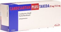 Candesartan Plus Takeda Tabletten 32/12.5mg 98 Stück