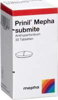 Prinil Submite Mepha Tabletten 5mg 30 Stück