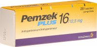 Pemzek Plus Tabletten 16/12.5mg 28 Stück