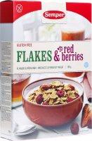 Image du produit Semper Extra Flakes Rote Früchte Glutenfrei 300g