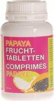 Image du produit Phytomed Papaya-Fruchttabletten 160 Stück
