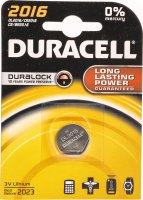 Image du produit Duracell 2016 Batterie CR2016 3V Lithium Blister