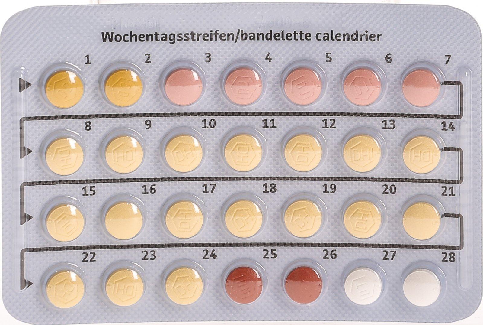 Nebenwirkungen pille qlaira Pille Qlaira