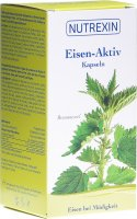 Image du produit Nutrexin Eisen-Aktiv Kapseln 120 Stück