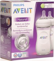 Avent Naturnah-Flasche 2x 260ml Pp Duo