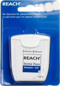 Product picture of Reach Dental floss 50m waxed
