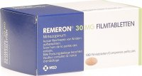 Remeron Tabletten 30mg 100 Stück