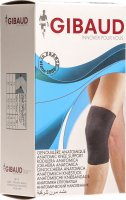 Product picture of Gibaud Kniebandage Anatomisch L 45-51.5cm Schwarz