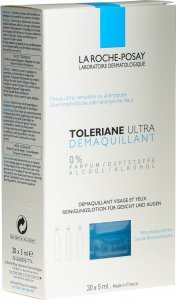 Product picture of La Roche-Posay Respectissime Toleriane Eye Make-up Remover 30 ampoules