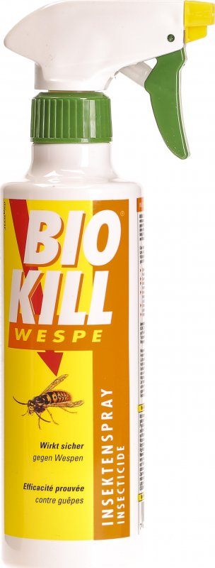 bio kill wespen spray 375ml in der adler apotheke. Black Bedroom Furniture Sets. Home Design Ideas