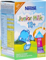 Nestlé Junior Milk 18+ Pulver 600g