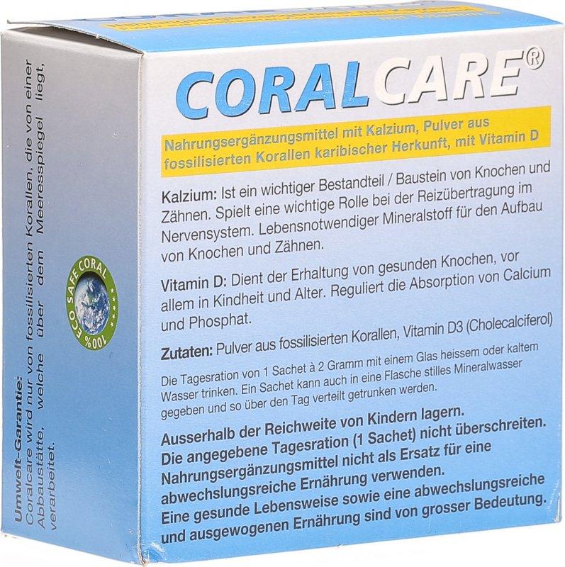 coralcare coralcalcium karibik vitamin d3 beutel 30. Black Bedroom Furniture Sets. Home Design Ideas