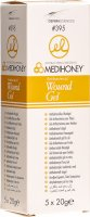 Produktbild von Medihoney Medical Wound Gel Antibacteria 5 Tube 20g