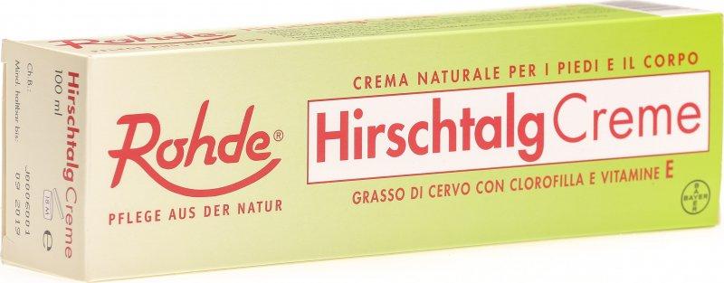 Rohde Hirschtalg