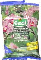 Image du produit Gesal Blattpflegetücher für Orchideen 10 Stück