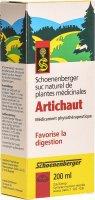Product picture of Schönenberger Artichoke juice 200ml