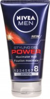 Produktbild von Nivea Men Power Styling Gel 150ml