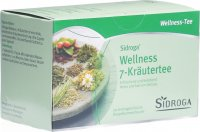 Product picture of Sidroga Wellness 7 Herbs Tea 20 Bags