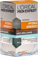L'Oréal Men Expert Hydra Energy Durstlöschendes Gel Anti-Glanz 50ml