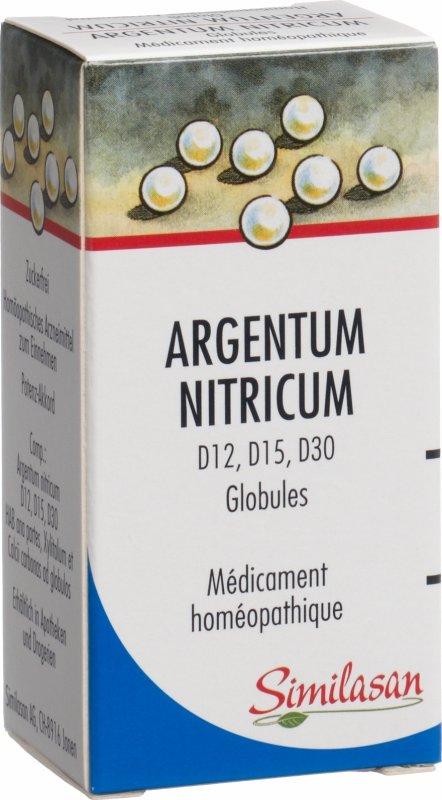 similasan argentum nitricum globuli d12 d15 d30 15g in der adler apotheke. Black Bedroom Furniture Sets. Home Design Ideas