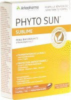 Image du produit Phyto Sun Sublime Kapseln 30 Stück