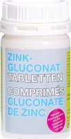 Image du produit Phytomed Zinkgluconat Tabletten Dose 200 Stück