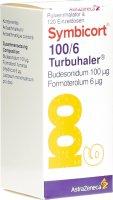 Immagine del prodotto Symbicort 100/6 Turbuhaler 120 Dos