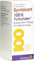 Immagine del prodotto Symbicort 100/6 Turbuhaler 60 Dos