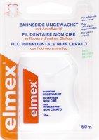 Image du produit Elmex Zahnseide 50m Ungewachst