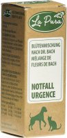 Image du produit Lapura Bachblütenmischung Notfall Globuli Vet 15g