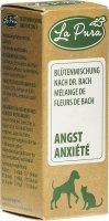Image du produit Lapura Bachblütenmischung Angst Globuli Vet 15g