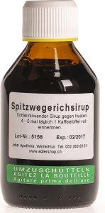 Immagine del prodotto Spitzwegerich Sirup