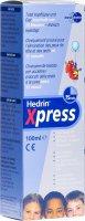 Image du produit Hedrin Xpress Flasche 100ml