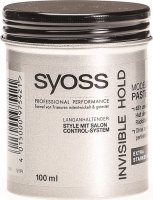 Syoss Invisible Hold Paste 100ml