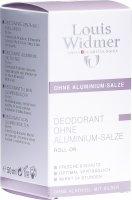 Immagine del prodotto Louis Widmer Deo Roll-On ohne Aluminium-Salze Parfümiert 50ml